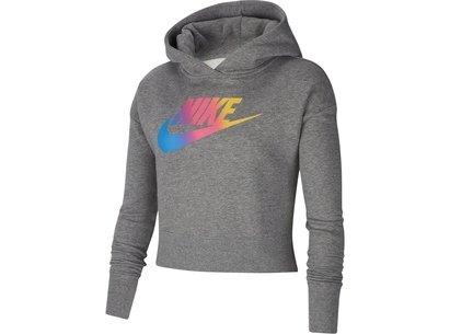 Nike Sportswear Cropped Hoodie Girls