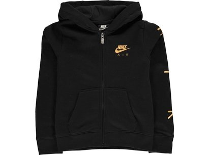 Nike Air Zip Hoodie Infant Girls