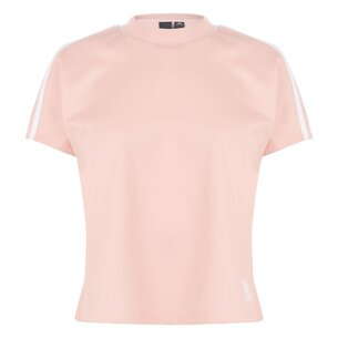 adidas Ateetude Cropped T Shirt Ladies