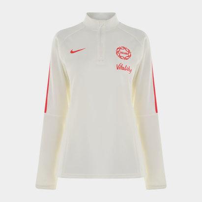 Nike England  Netball Pre Match Jacket