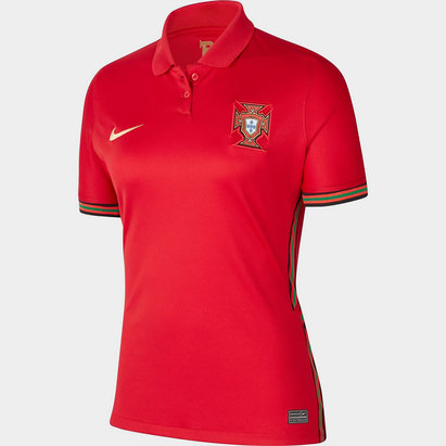 Nike Portugal 2020 Ladies Home Football Shirt