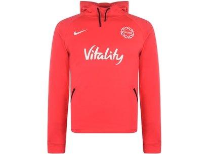 Nike England Netball Tracksuit Top Womens