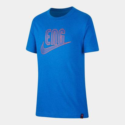 Nike England T Shirt 2020 Kids