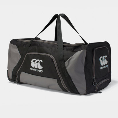 Canterbury CCC Pro Travel Wheelie Bag