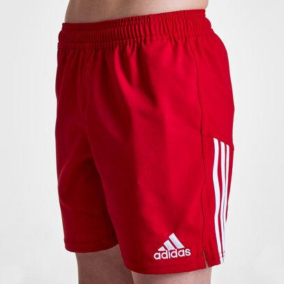 adidas 3 Stripe Shrts