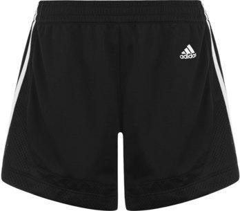 adidas 3 Stripe Mesh Shorts Ladies