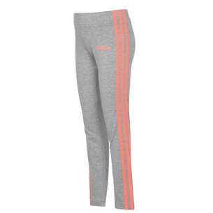 adidas 3 Stripe Tights Girls