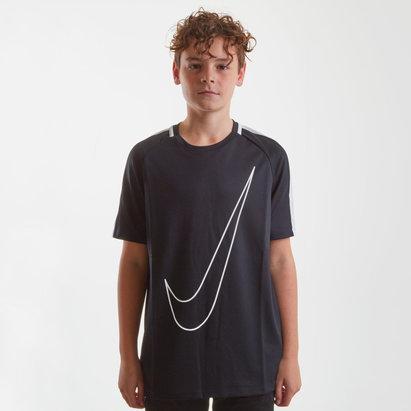 Nike Dry Academy Graphic Kids S/S Training T-Shirt