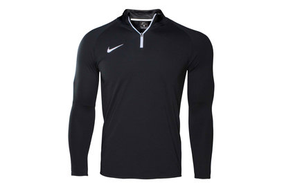Nike Dry Academy Midlayer Kids 1/4 Zip Football Training Drill Top
