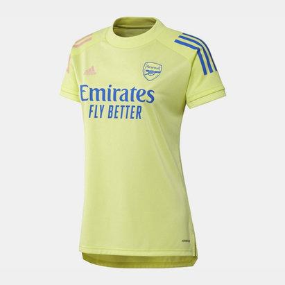 adidas Arsenal Training Shirt 20/21 Ladies
