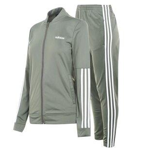 adidas Back 2 Basics Tracksuit Ladies