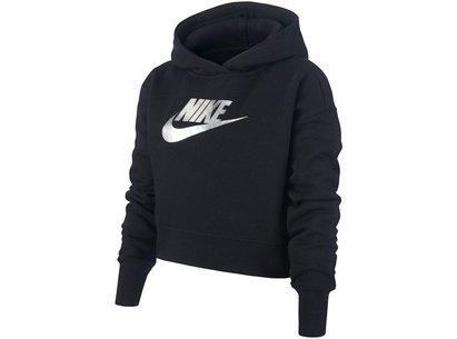 Nike Crop Hoody Junior Girls