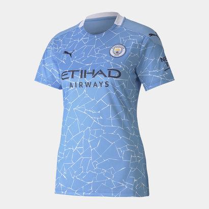 Puma Manchester City Home Shirt 20/21 Ladies