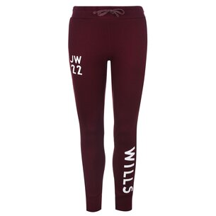 Jack Wills Locked Slim Jogging Pants Ladies
