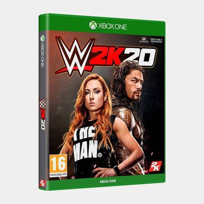 2K Games WWE 2K20 Xbox One