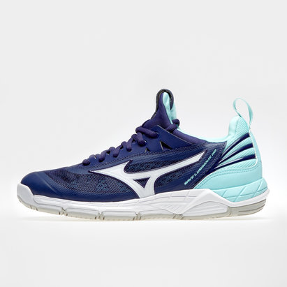 Mizuno Wave Luminous Netball Trainers