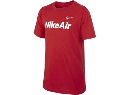 Nike Air Block T Shirt Junior Boys