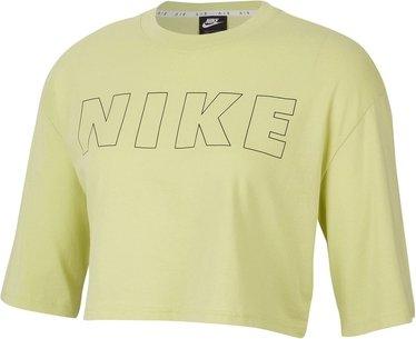 Nike Air Crop T Shirt Ladies