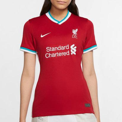 Nike Liverpool Home Shirt 2020 2021 Ladies