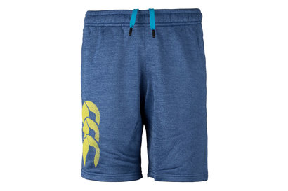 Canterbury Graphic Kids Fleece Shorts