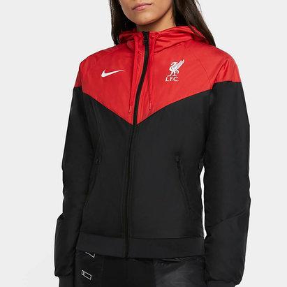 Nike Liverpool Windrunner Ladies