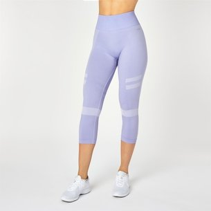 USA Pro Eco Court Seamless Capris