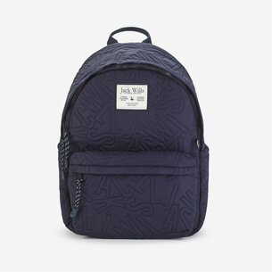 Jack Wills Claremont Quilted Backpack