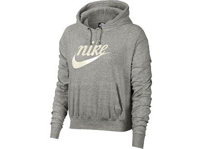 Nike Sportswear Gym Vintage Womens Hoodie