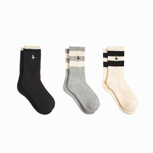Jack Wills Hitchley Multipack Socks