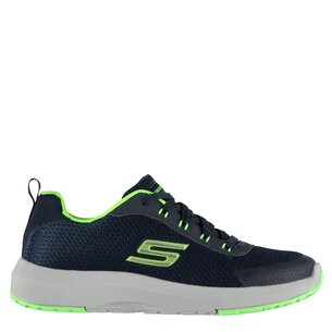 Skechers Dyna Tread Junior Girls Trainers