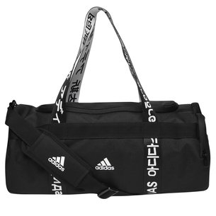 adidas 3 Stripe Authentic Duffel Bag