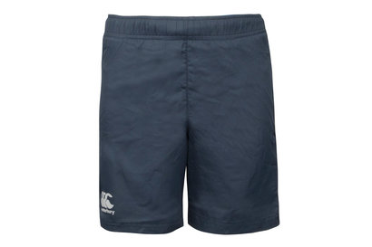 Canterbury Vaposhield Kids Woven Training Shorts