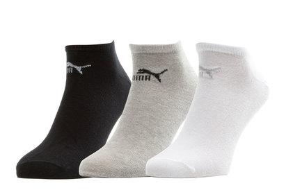 Puma Adult 3 Pack Trainer Socks