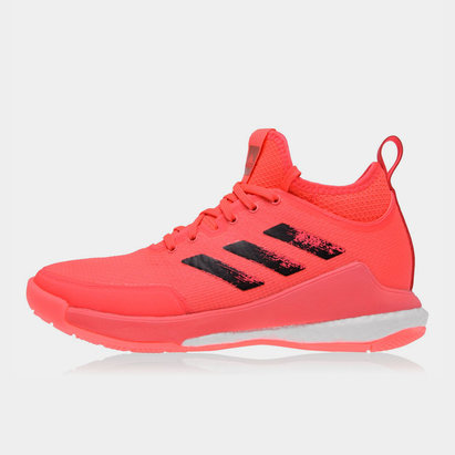 adidas CrazyFlight Mid Netball Trainers