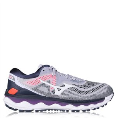 Mizuno Wave Sky 4 Ladies Running Shoes