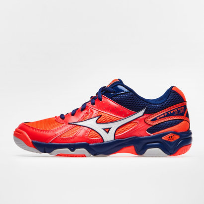 Mizuno Wave Twister 4 Kids Netball Trainers