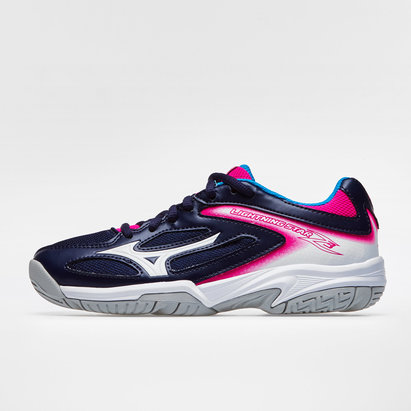 Mizuno Lightening Star Jnr Netball Trainer