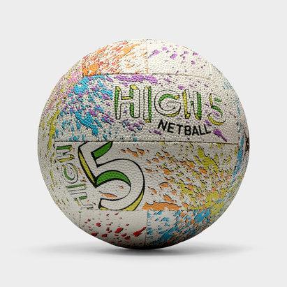 Gilbert High 5 Training Netball