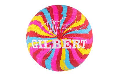 Gilbert Signature Tamsin Greenway Netball