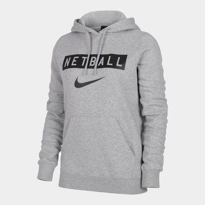 Nike England Netball 2021 Ladies Hoodie Ladies