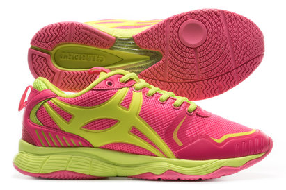 Gilbert Synergie X5 Kids Netball Trainers