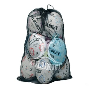 Gilbert Fine Mesh Netball Bag