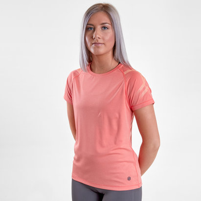 Asics Icon Short Sleeve Top Ladies
