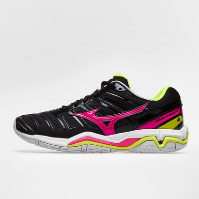 Mizuno Wave Stealth 4 Netball Trainers