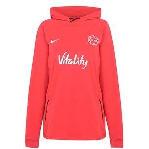Nike England Netball Hoodie Ladies