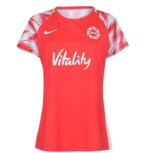 Nike England Training T Shirt Ladies
