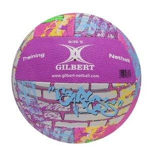 Gilbert George Fisher Signature Netball