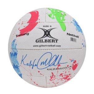 Gilbert Kailifa McCollin Signature Netball