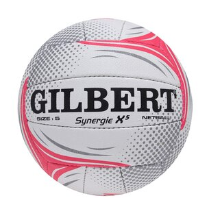 Gilbert Synergie X5 England Vitality Match Netball