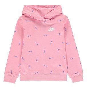 Nike Crop Hoodie Infant Girls